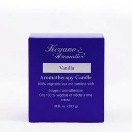 Keyano Vanilla Candle 10 Oz.