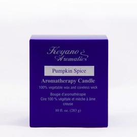 Keyano Pumpkin Spice Candle 10 Oz.