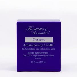 Keyano Cranberry Candle 10 Oz.
