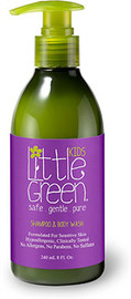 Little Green KIDS Shampoo & Wash 8 Oz.