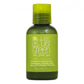 Little Green BABY Shampoo & Wash 2 Oz.