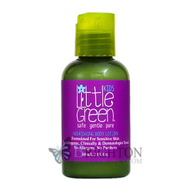 Little Green KIDS Nourishing Body Lotion 2 Oz.