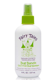 Fairy Tales Bug Bandit Repellant Spray 6 Oz.