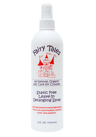 Fairy Tales Static Free Detangling Spray 12 Oz.