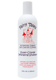 Fairy Tales Super Charge Detangling Shampoo 12 Oz.