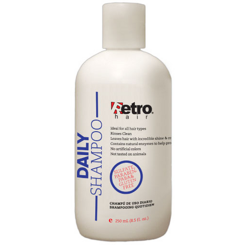 Retro Hair Daily Shampoo 8.5 Oz.