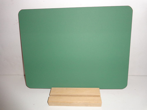 9 x 12 Chalk Board with stand