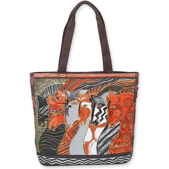 LB2010 - Shoulder Tote - Canvas