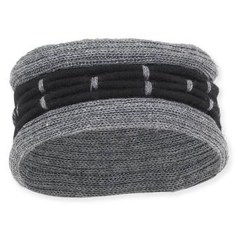 Knitted Headband | Black