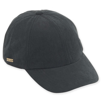 Kiona Fashion Baseball Cap   Black