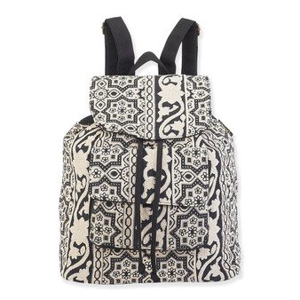 "Naveena Backpack | 17""x 6""x 15"""