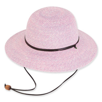 Marcella | Young Girl Floppy Hat | Pink