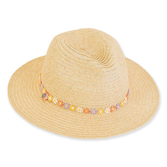 Young Girl Safari Hat