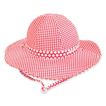 Serena | Reversible Young Girls Hat