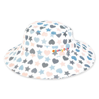 Adele | Reversible Young Girls Hat