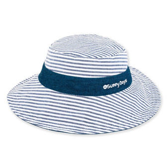 Daphne   Reversible Young Girls Hat