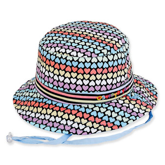 Johanna | Reversible Young Girls Hat