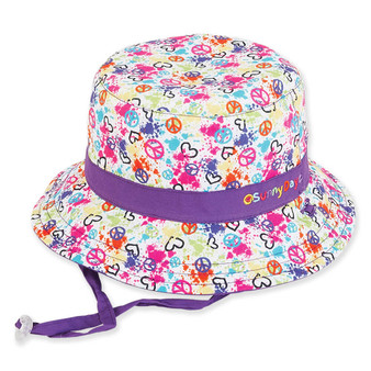 Kendra | Reversible Young Girls Hat
