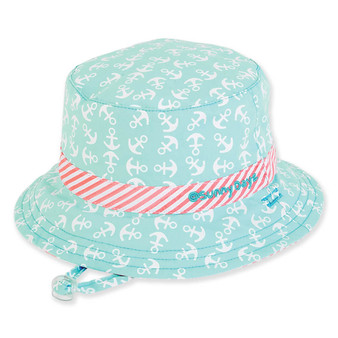 Luella | Reversible Young Girls Hat