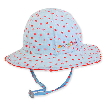 Maisie | Reversible Infant Girls Hat