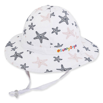 SeaAnna | Reversible Infant Girls Hat