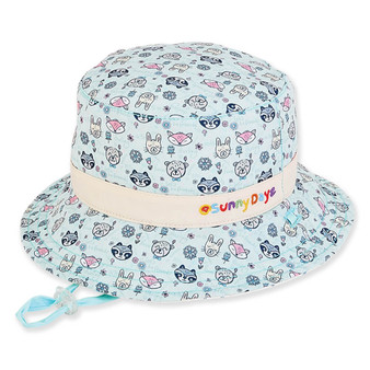 Justina | Reversible Infant Girls Hat