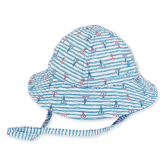 Edison | Reversible Infant Boys Hat