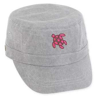 Charlotte COTTON CADET HAT