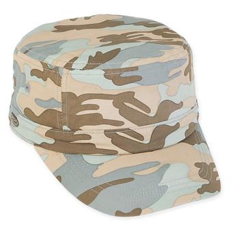 Austin COTTON CADET CAMO HAT