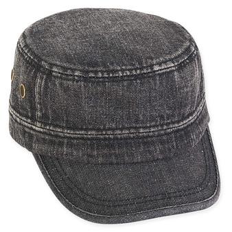London DENIM CADET HAT