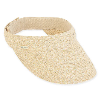 Allison PAPERBRAID VISOR