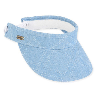 Hailey COTTON COIL VISOR