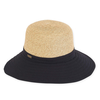 Julia PAPERBRAID SUNSAVOR BRIM 4.5""