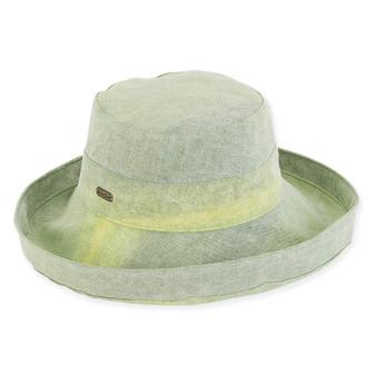 JOCELYN FINE RAFFIA HAT