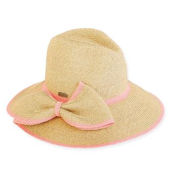 CHARLOTTE PAPERBRAID HAT
