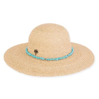 Addison RAFFIA HAT