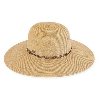 Hannah PAPERBRAID HAT