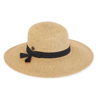 Kaylee PAPERBRAID HAT