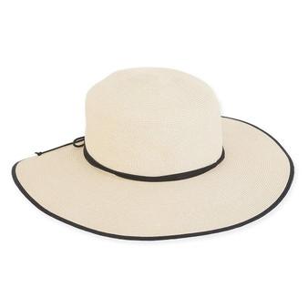 MARIA FINE PAPERBRAID HAT