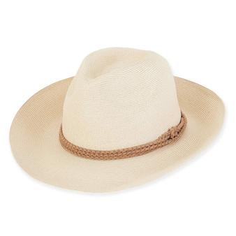 BEN FINE PAPERBRAID HAT