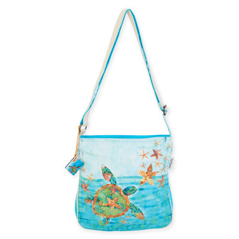 NASSAU TURTLE N/S CROSSBODY