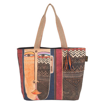 Celebrating Humankind Shoulder Tote
