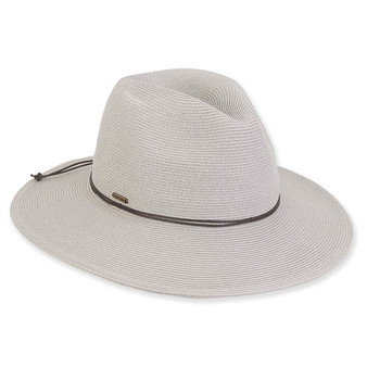 Jes Premium Paper Crochet Hat - Grey