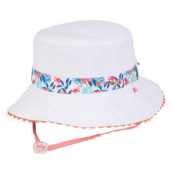 Blyss | Reversible Cotton Hat - Inside