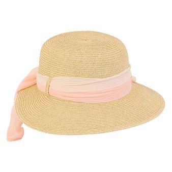 Bali | Paper Braid Hat - Natural