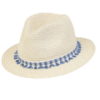 Hailey | Paper Straw Hat