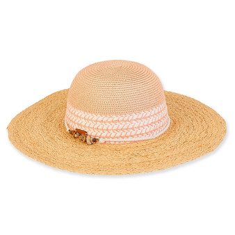 729895db Caribbean Joe - Womens Hats - Page 1 - Sun 'N' Sand Accessories