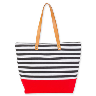 RELI SHOULDER TOTE - RED