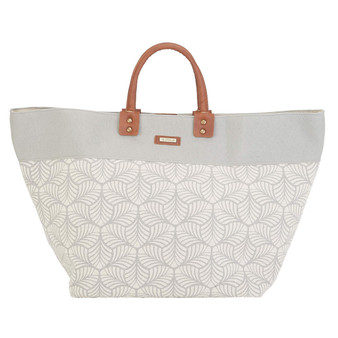 VENESA SHOULDER TOTE - GREY