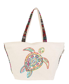 LAURA SHOULDER TOTE